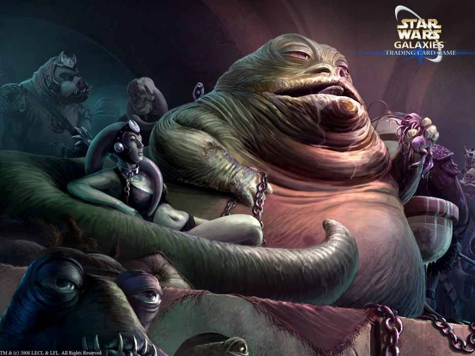 jabba star wash comic wallpaper