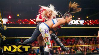Sensuality Sensual Sexy Woman Girl Model Blonde Alexa Bliss WWE NXT Divas Short Fishnet Fight