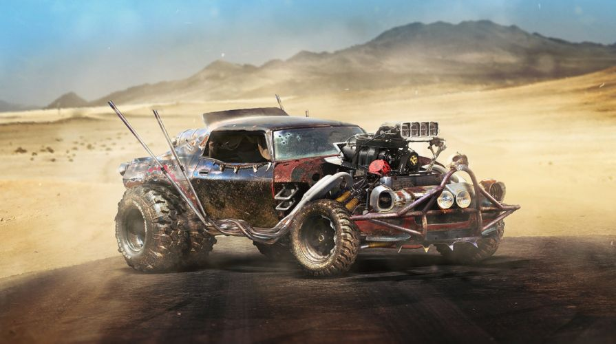 Chevrolet Mad Max wallpaper
