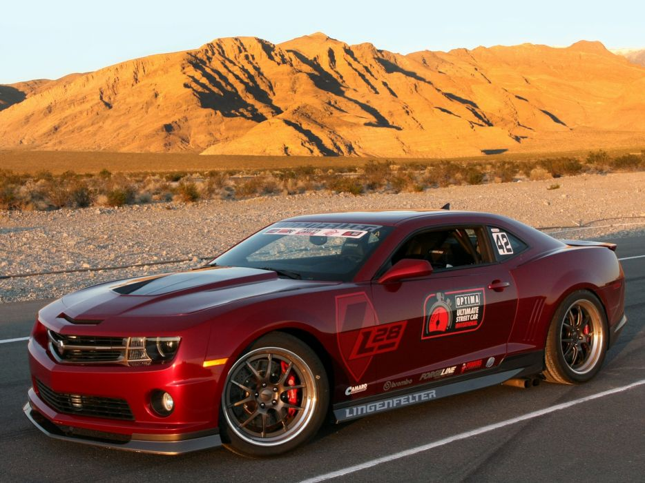 Chevrolet Lingenfelter Camaro L28 Cars wallpaper