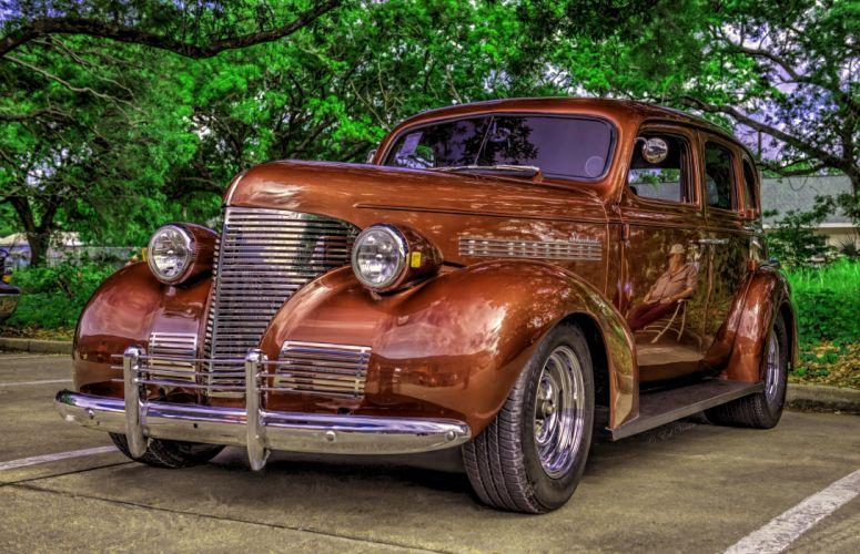 Chevrolet Retro CIRCA 1930'S CHEVY oldtimer HDR Cars wallpaper