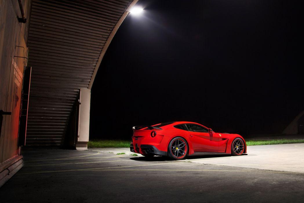 Ferrari 2013 Novitec N-Largo F12 wallpaper