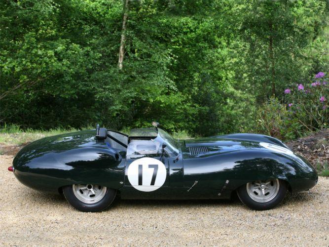 Jaguar Retro 1959 Costin wallpaper
