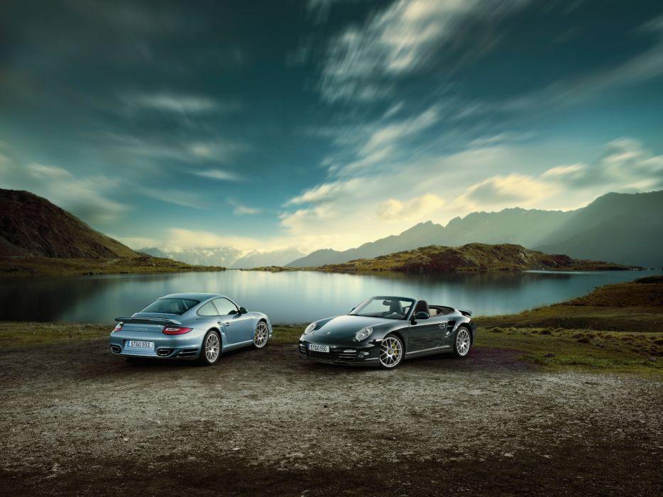 Porsche Sky 2010 911 wallpaper