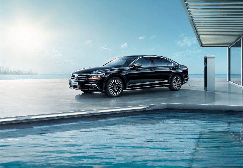 Volkswagen Phideon GTE 2017 wallpaper