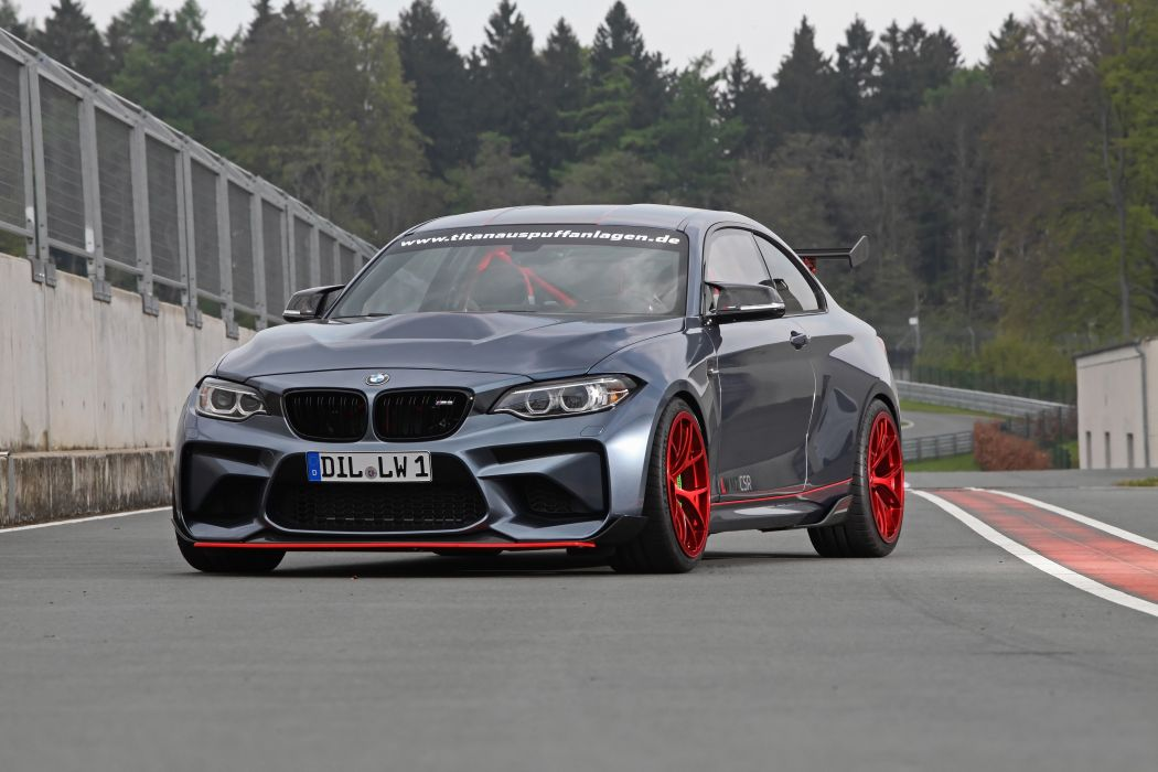 Lightweight Performance BMW M2 CSR 2017 wallpaper