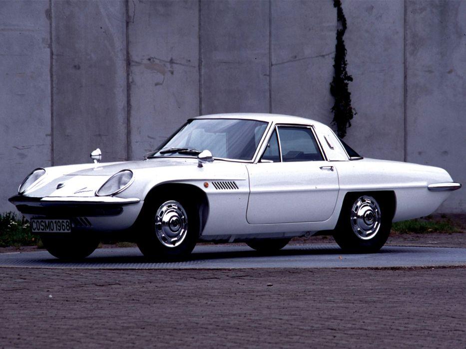 Mazda Cosmo Sport 1968 wallpaper