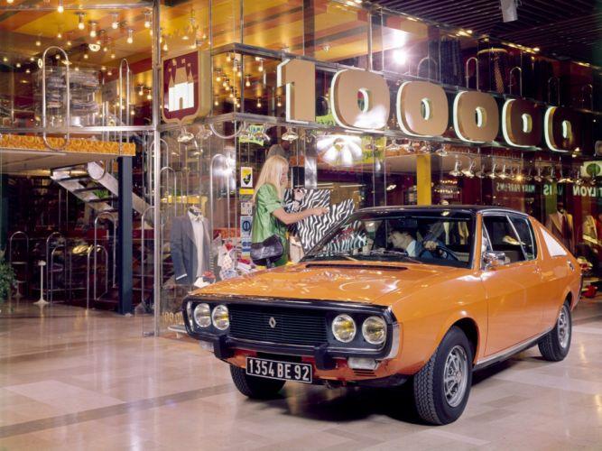 Renault 17 1976 wallpaper