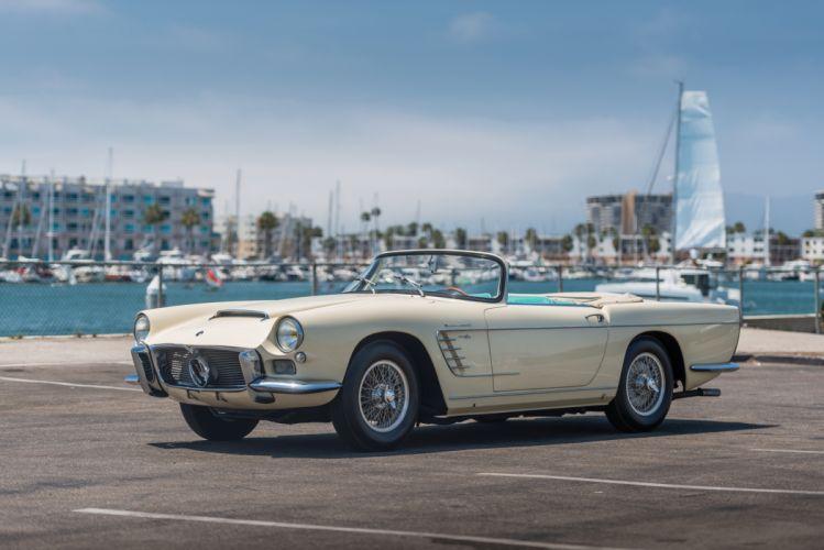 Maserati 3500 GT Spyder 1957 wallpaper
