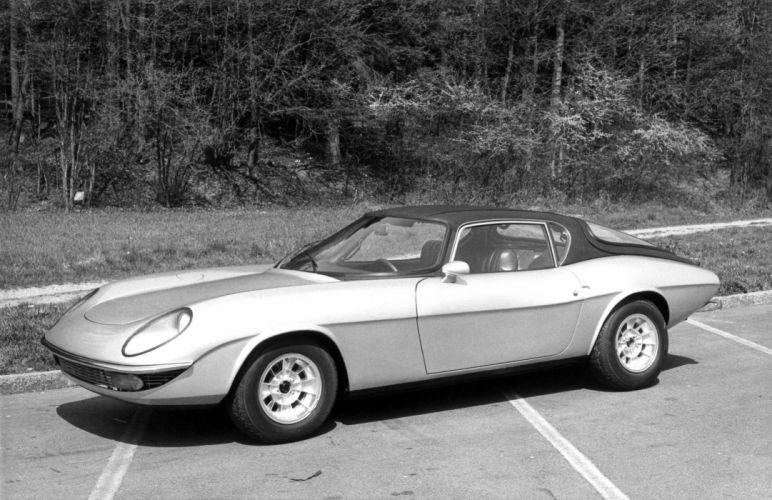 BMW Hurrican Prototype 1964 wallpaper