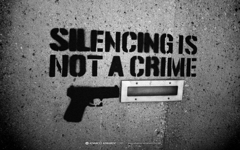 gun military texto crime abstracto wallpaper