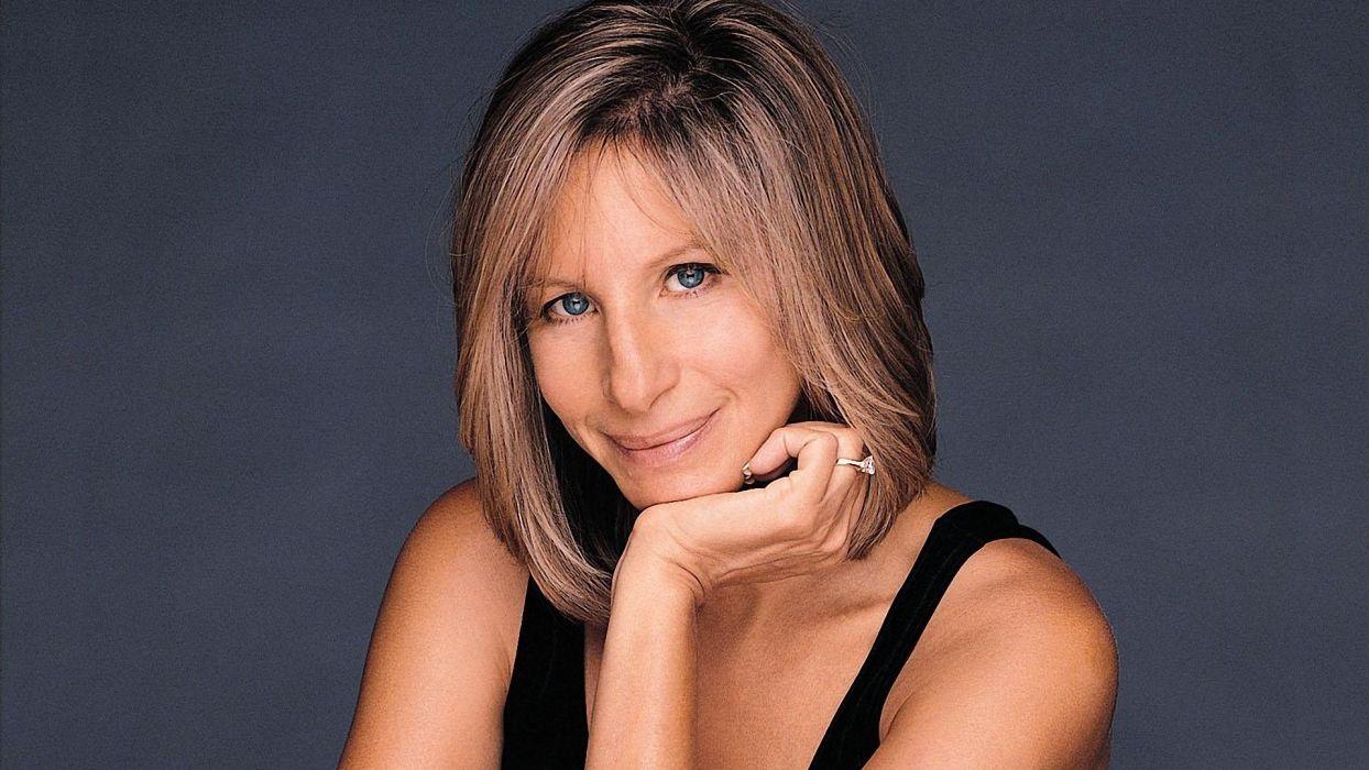 Barbra Streisand mujer actriz americana celebridad cantante wallpaper
