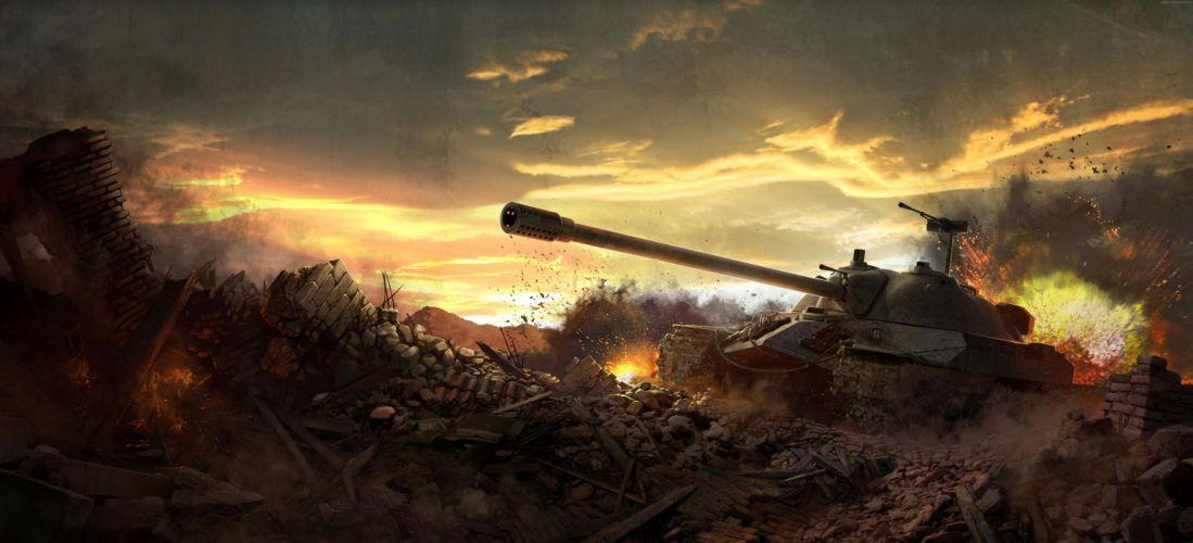 World of Tanks Tanks wallpaper