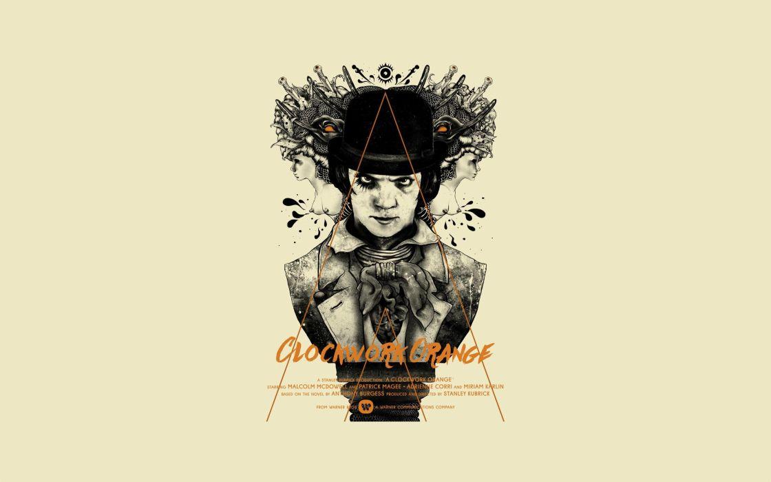 A Clockwork Orange Poster Wallpaper 2560x1600 1099126