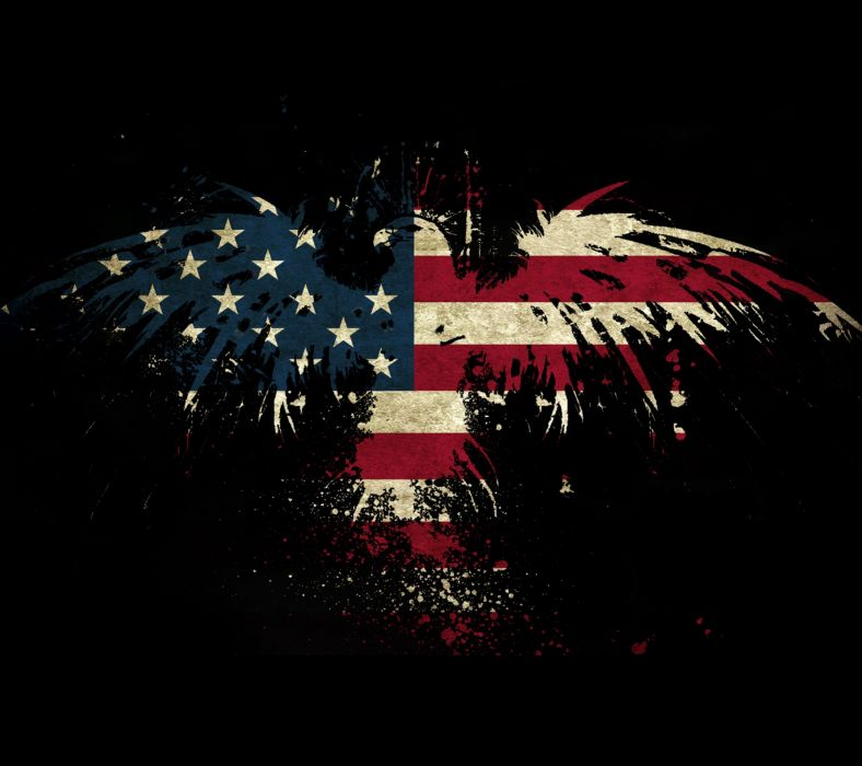 American Flag Eagle Wallpaper 2160x1920 1099142 Wallpaperup