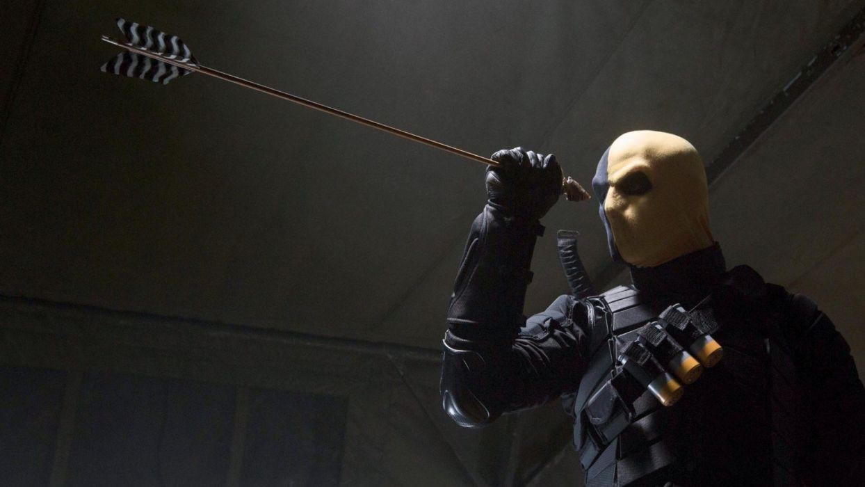 Arrow: Deathstroke: Catch wallpaper