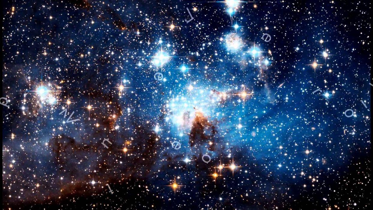 universo estrellas planetas universo wallpaper