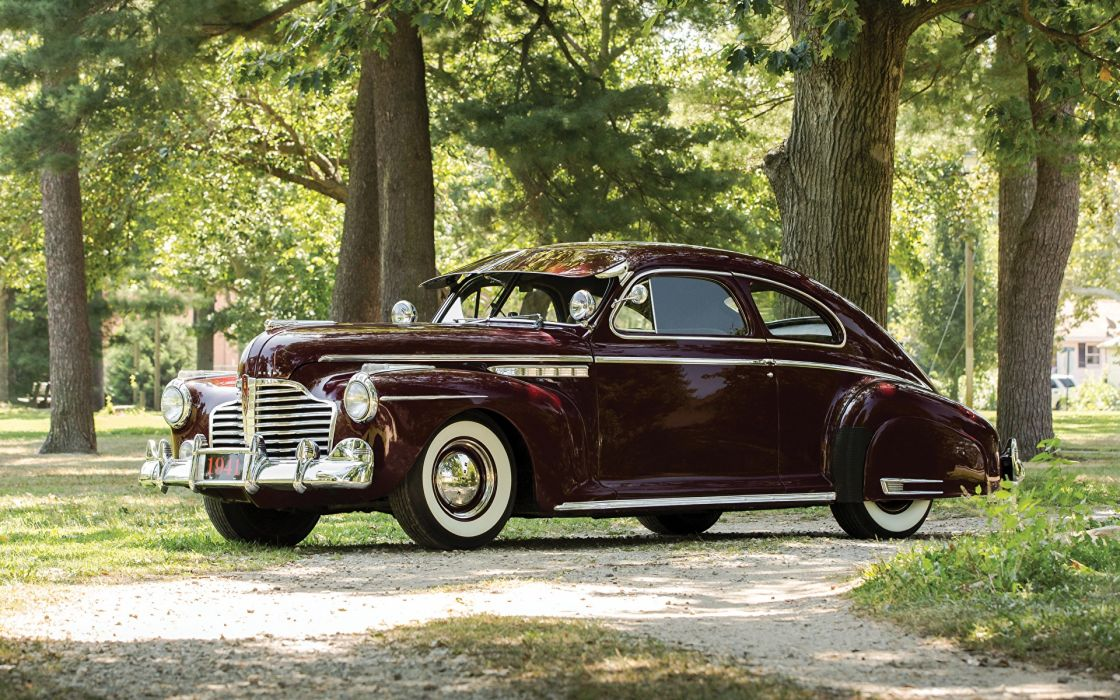 Buick Retro 1941 Special coche wallpaper