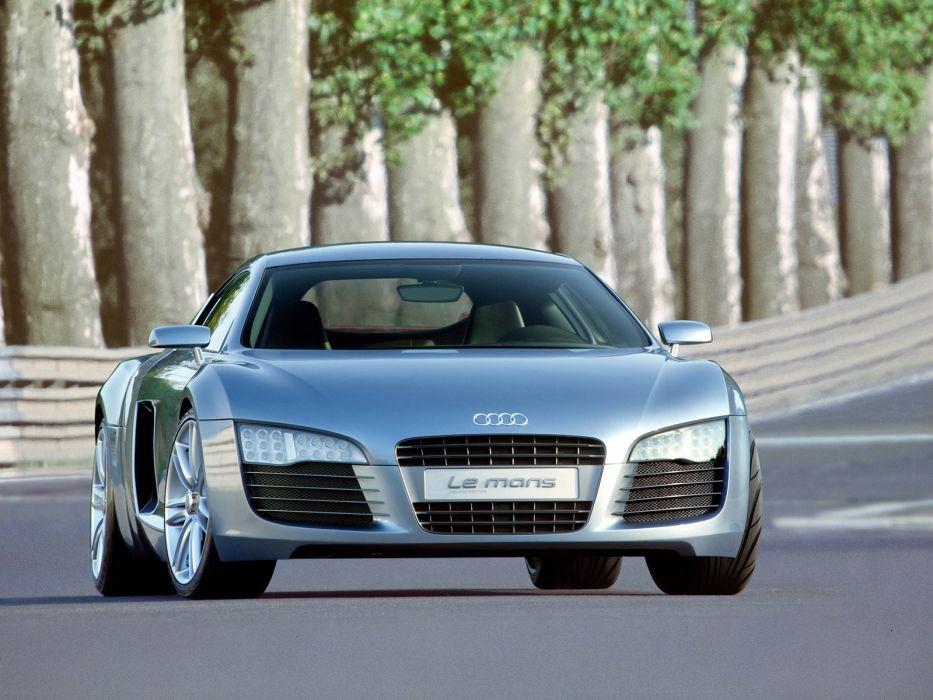 Audi Le Mans Concept 2003 wallpaper