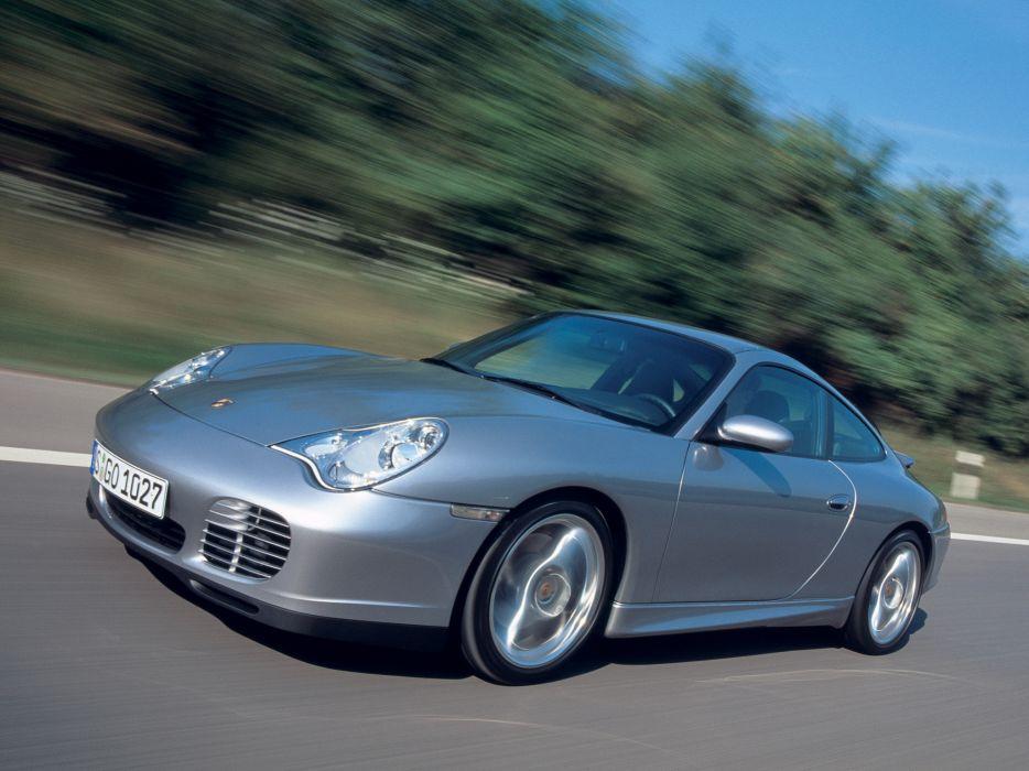 Porsche 911 40th Aniversary Edition 996 MkII 2004 wallpaper