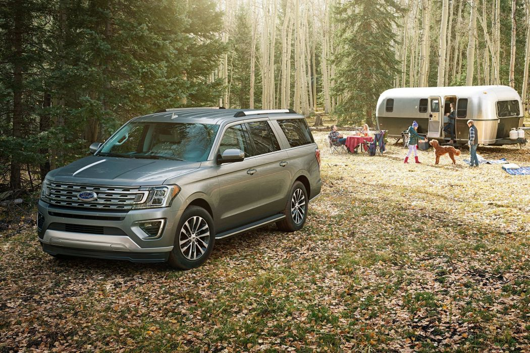 Ford Expedition MAX 2018 wallpaper