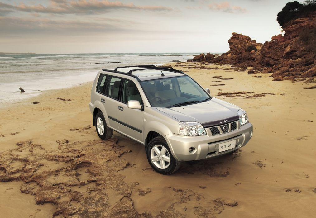 Nissan X-Trail X-Treme 2006 wallpaper