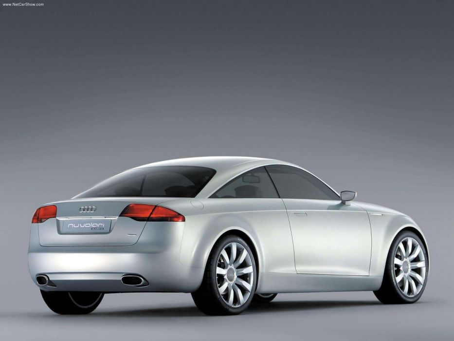 Audi Nuvolari quattro Concept 2003 wallpaper