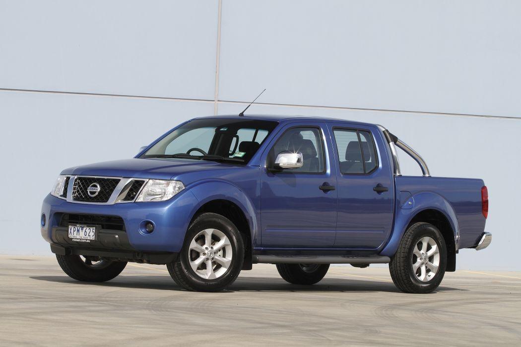 Nissan Navara ST-X Dual Cab 2010 wallpaper