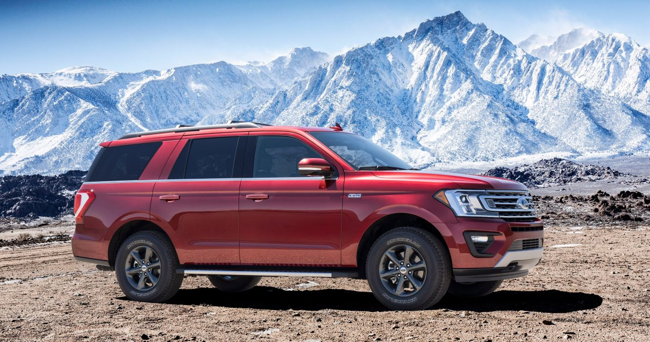 Ford Expedition FX4 2018 wallpaper