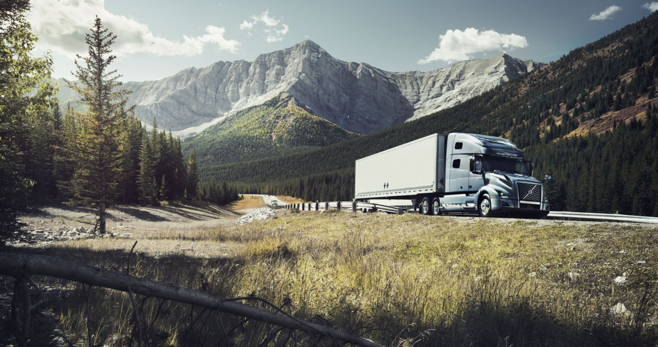 Volvo VNL 760 2018 wallpaper