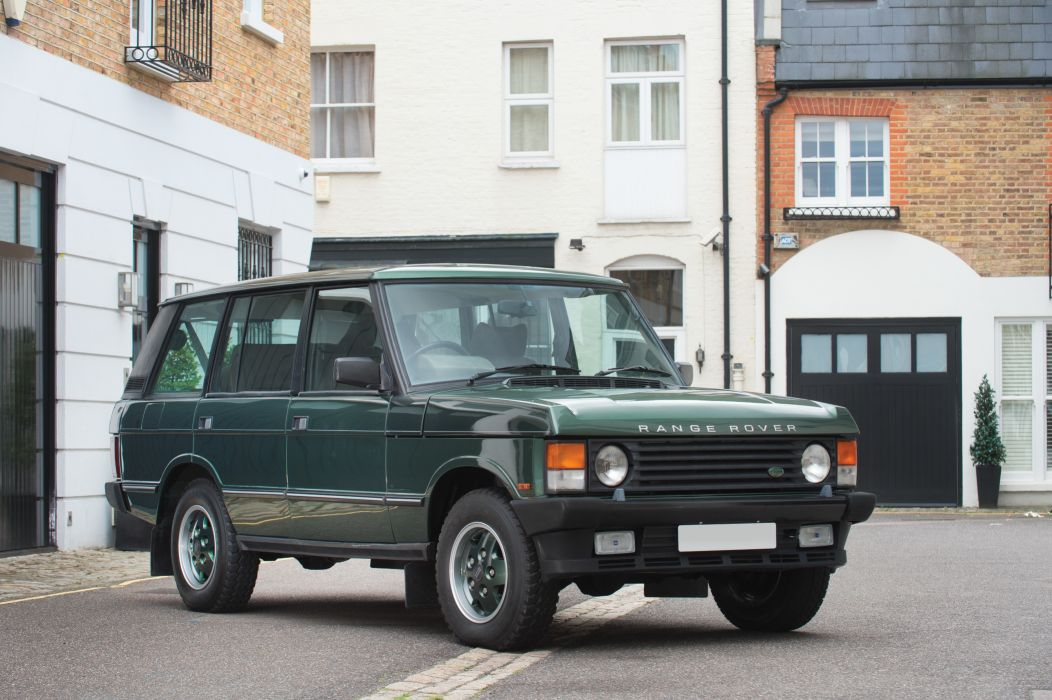 Range Rover Vogue LSE 1992 wallpaper
