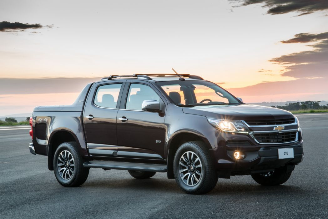 Chevrolet S10 High Country 2016 Wallpaper