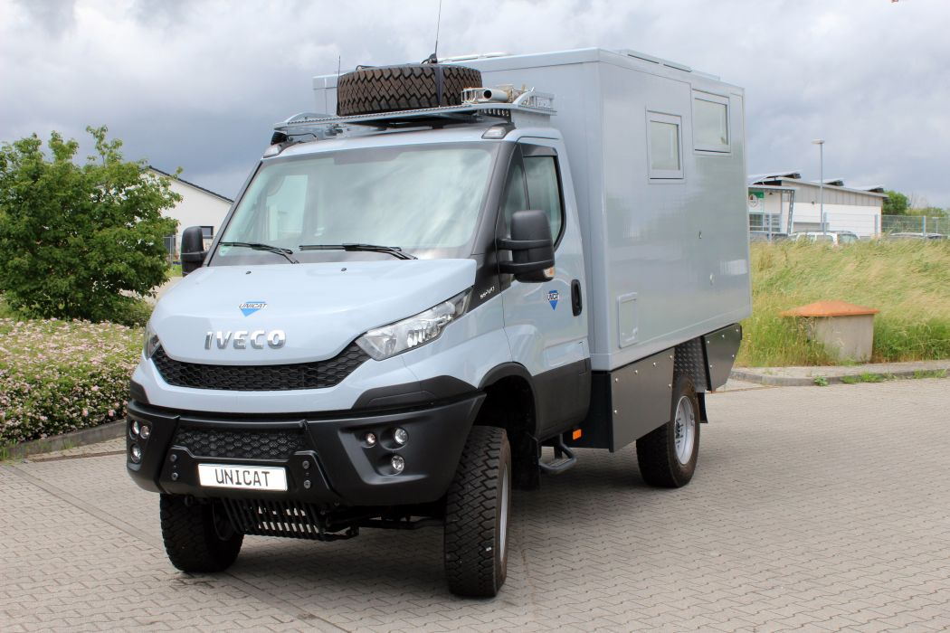 Unicat Iveco Daily 4y wallpaper
