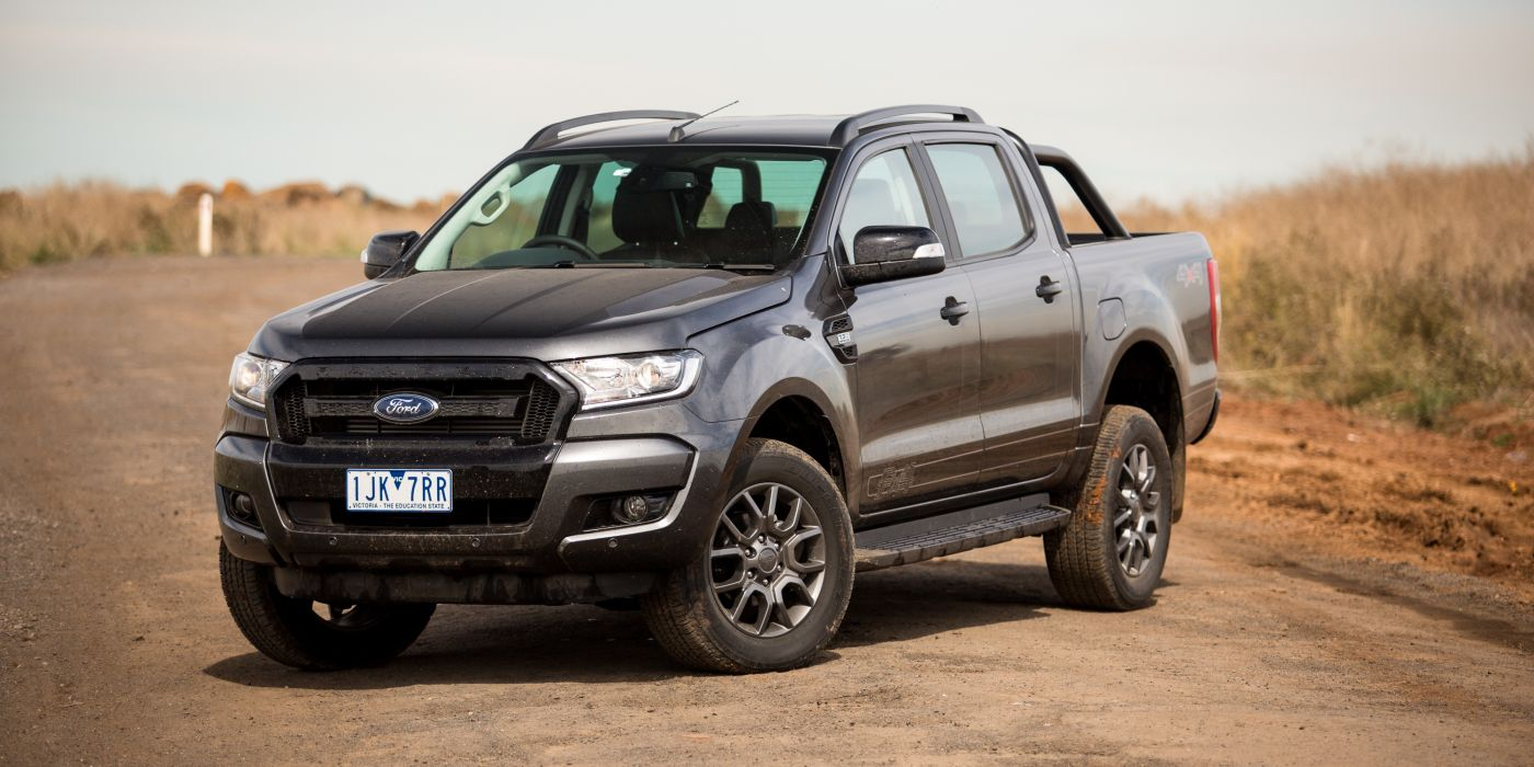 Ford Ranger Double Cab FX4 2017 wallpaper