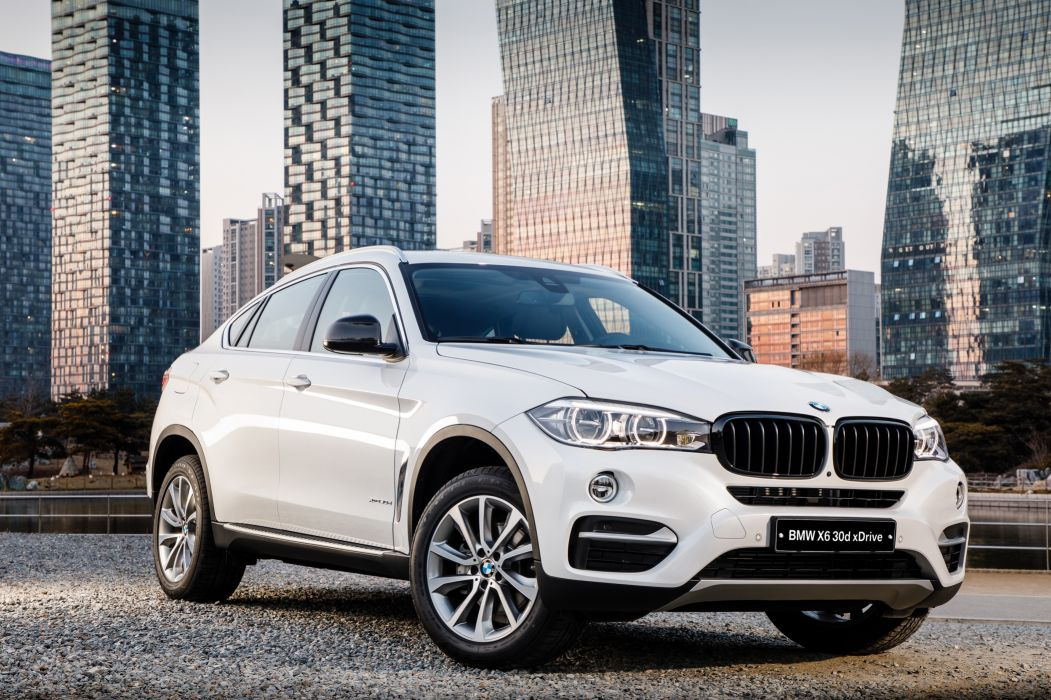 BMW X6 xDrive30d 2014 wallpaper