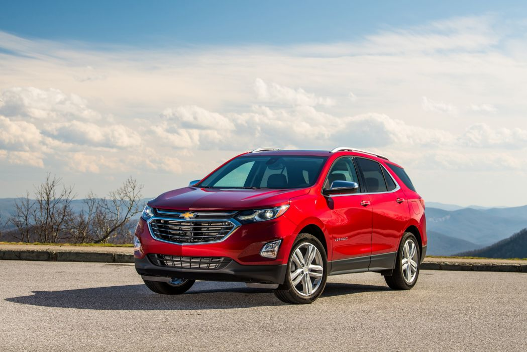 Chevrolet Equinox Premier 2018 wallpaper