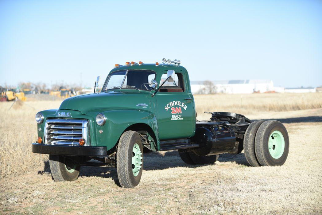 GMC 450 Tractor Truck 1949 wallpaper