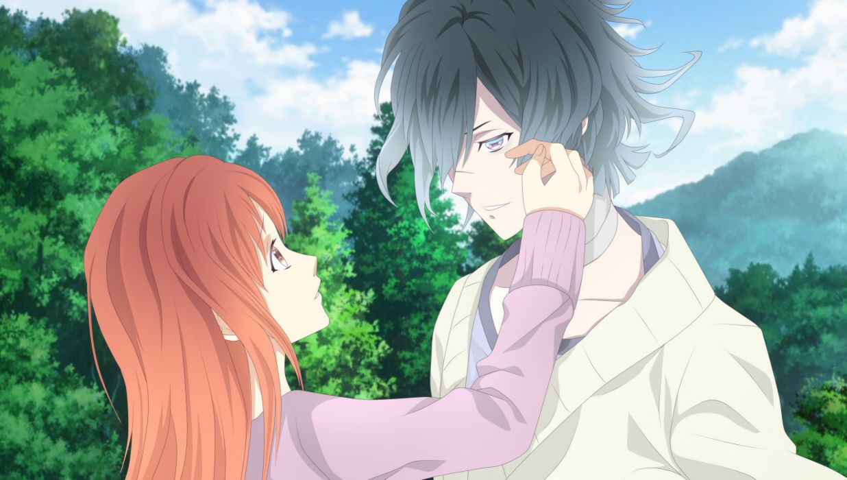 To acquire With guy Anime orange hair pictures trends
