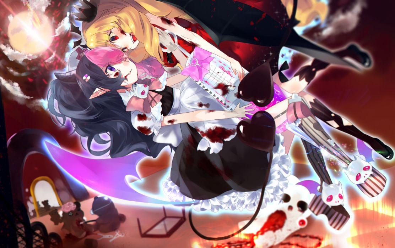 Konachan com - 247734 aoiken original wallpaper