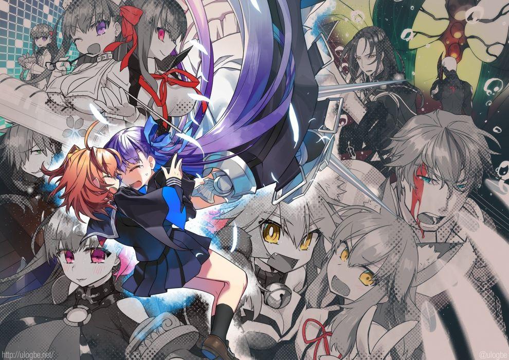 Konachan com - 245599 bb (fate) fate grand order fate