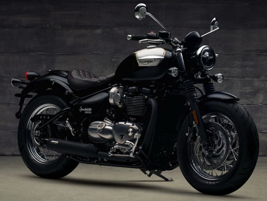 Triumph Bonneville Speedmaster Maverick Inspiration Kit 2017 wallpaper