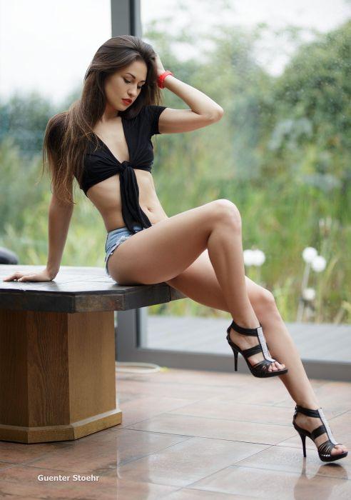 Girl hot lez