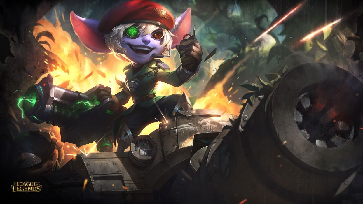 League Legends Fantasy Warrior Lol Wallpaper 1920x1080