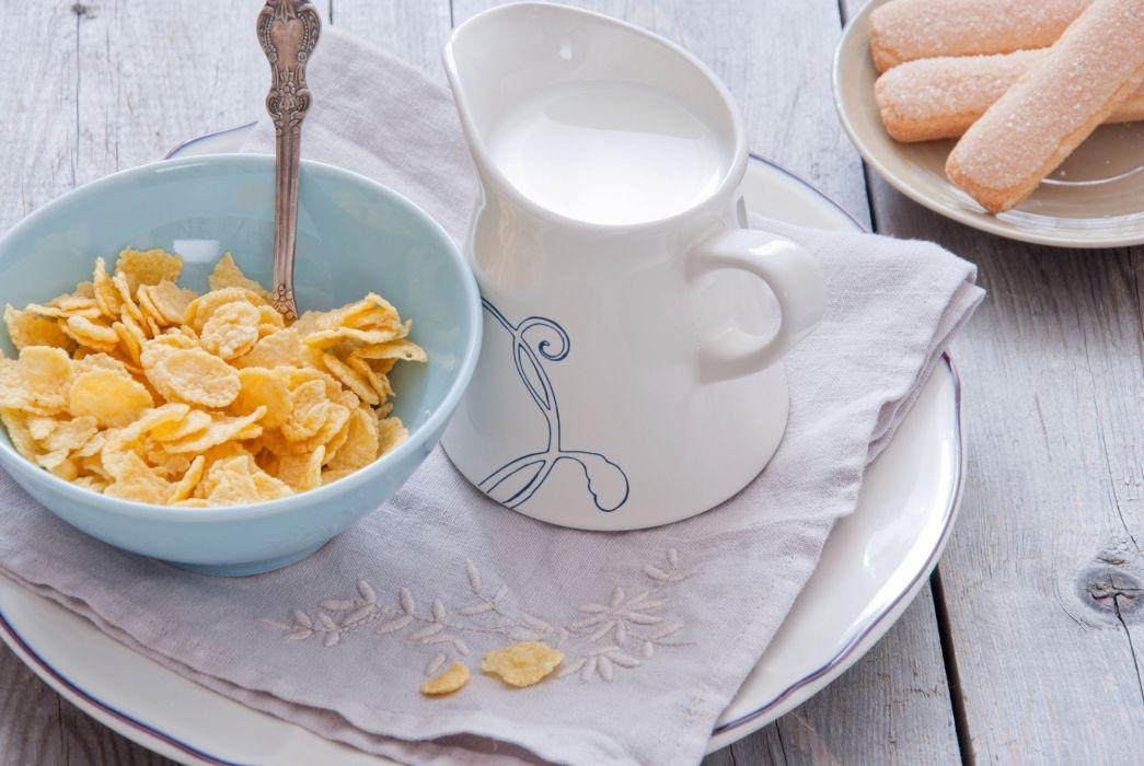 Breakfast food meal morning still life wallpaper