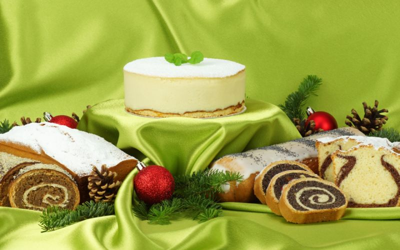 dessert sweets food still life wallpaper