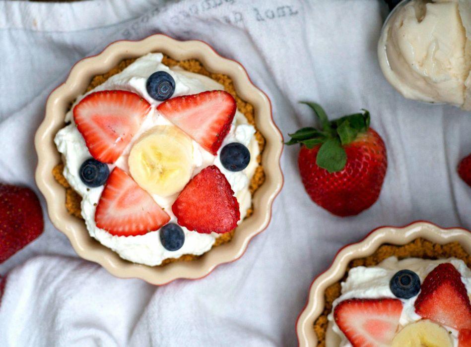 dessert sweets food still life wallpaper