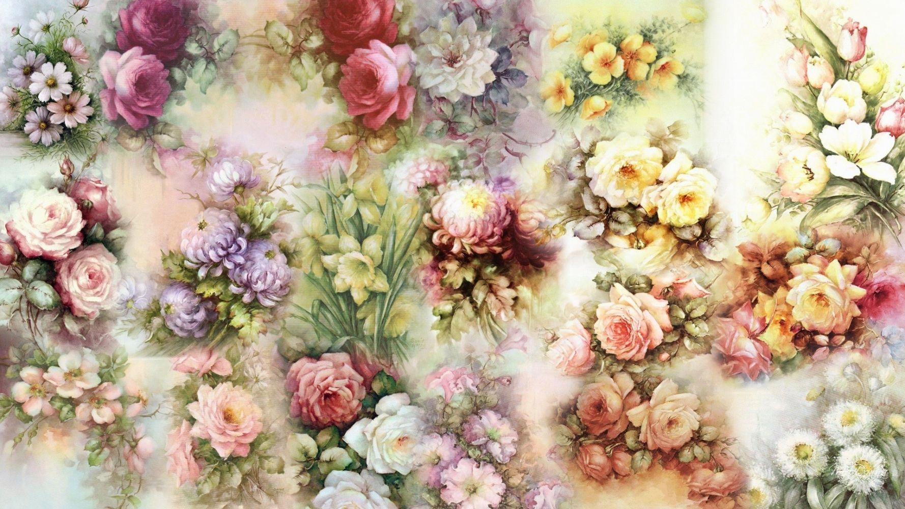 вода, картинки для декупажа мелкие цветочки прованс отвечаем вопросы