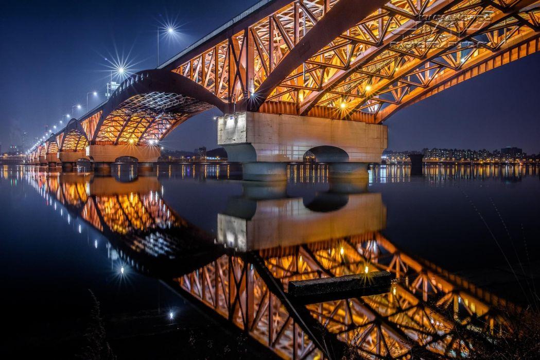 bridge road architecture wallpaper