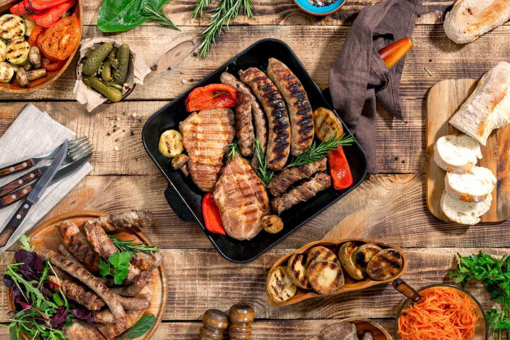 food meal meat still life dinner supper wallpaper
