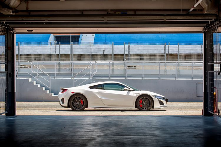 2016 Honda NSX UK-spec auto vehicle car automobile supercar wallpaper